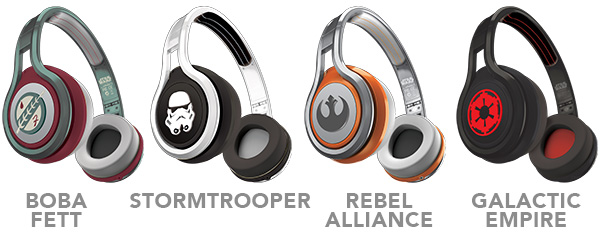 Star Wars On-Ear Headphones