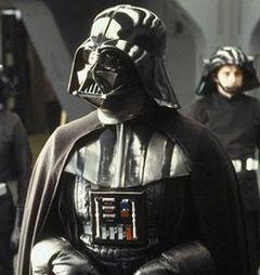Darth Vader, via Wikipedia