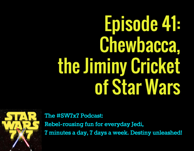 Star Wars 7x7, Episode 41