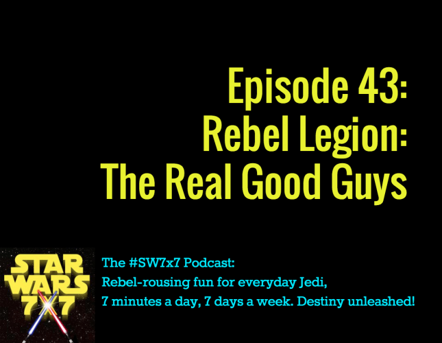 Star Wars 7x7, Episode 43