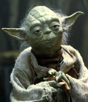 "Yoda, a ""Practical Effect"" (Wookiepedia)"