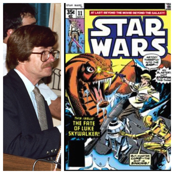 Archie Goodwin and Star Wars #11