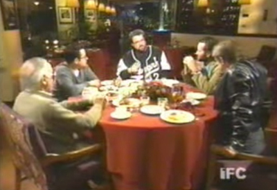 Dinner for Five with Mark Hamill and J.J. Abrams