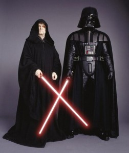 Sith Lords on Picture Day (via Wookieepedia)