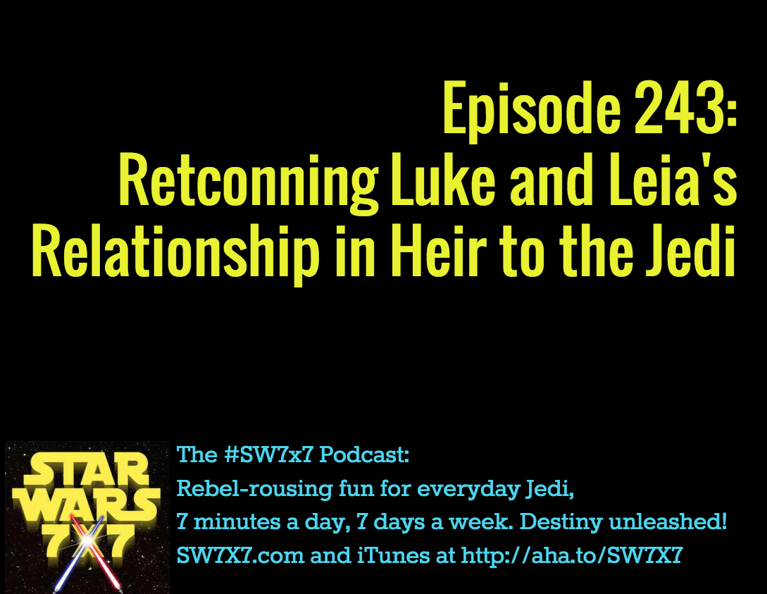 luke and leia relationship