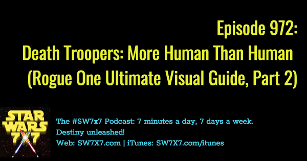 Episode 972: Death Troopers: More Human Than Human
