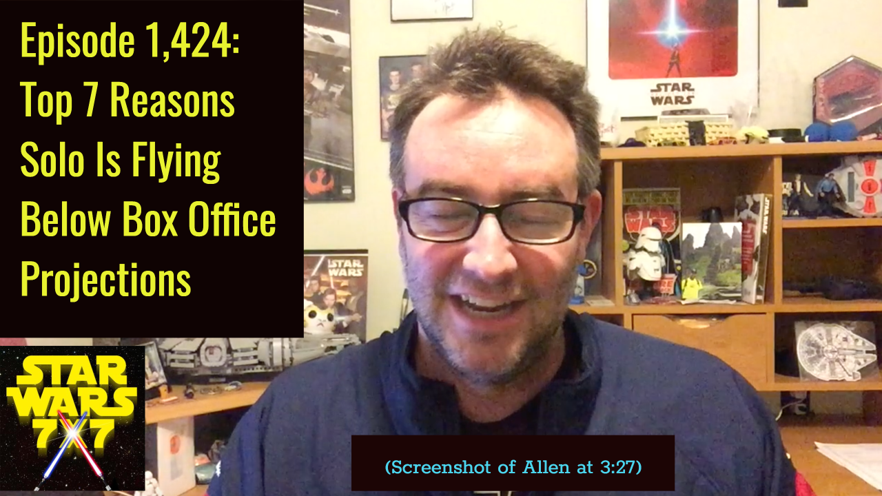1424 Solo A Star Wars Story Box Office