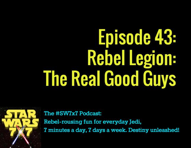 Star Wars 7x7, Episode 43